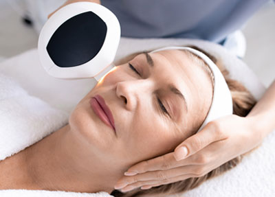 laser skin rejuvenation TENDF